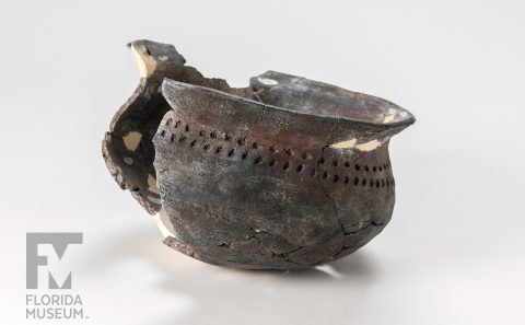 Ceramic Vessel from En Bas Saline, Haiti