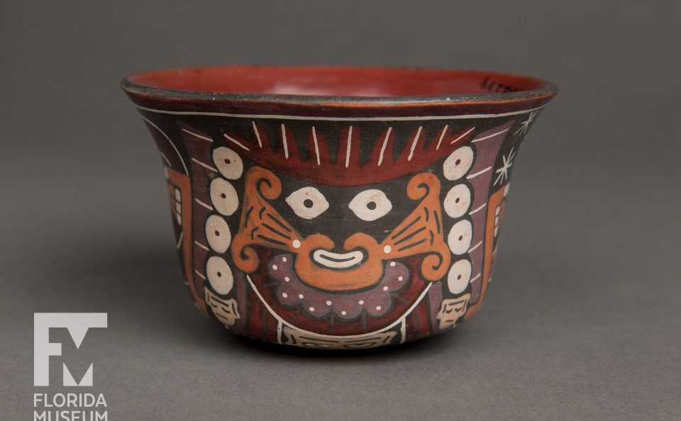 Polychrome Ceramic Bowl
