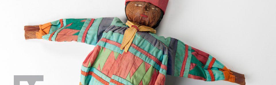 Seminole Doll, Male