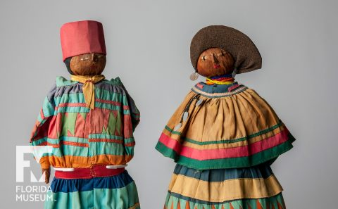 Seminole Dolls