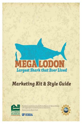 Megalodon Marketing & Style Guide cover
