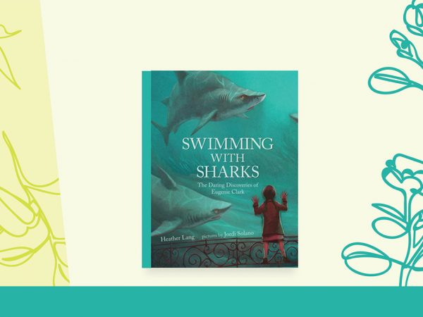 cover of book Swimming with Sharks