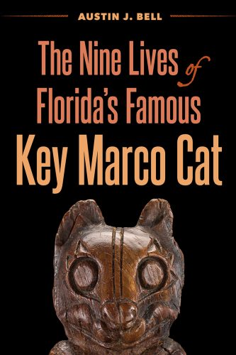 cover of the book Nine Lives of Florida's Famous Key Marco Cat