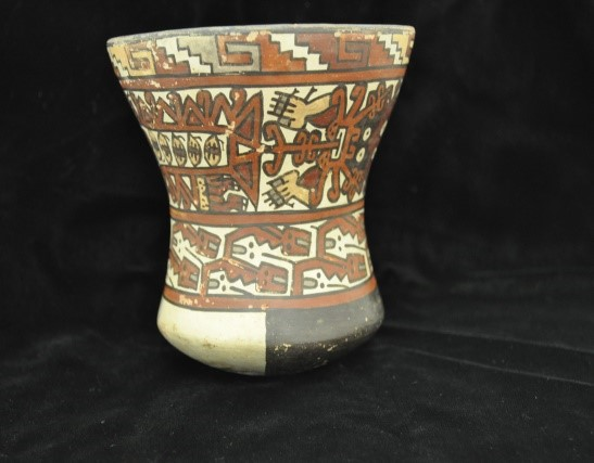 Kero Polychrome Pottery