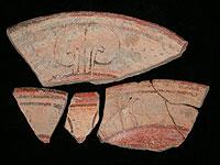 Bullard Collection potsherd