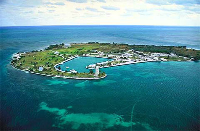 Boca Chita Key. Photo courtesy South Florida Water Management District