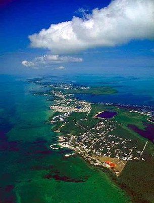 Upper Matecumbe Key. Photo courtesy South Florida Water Management District