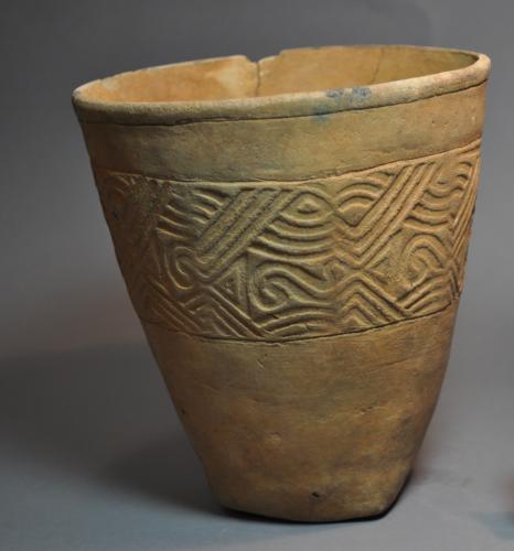 Shelly Mound vessel