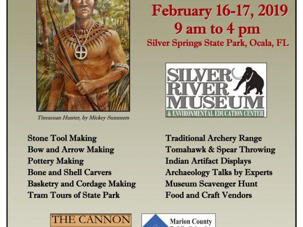 Silver River Knap-In poster