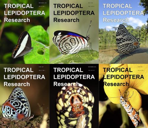 Tropical Lepidoptera Research