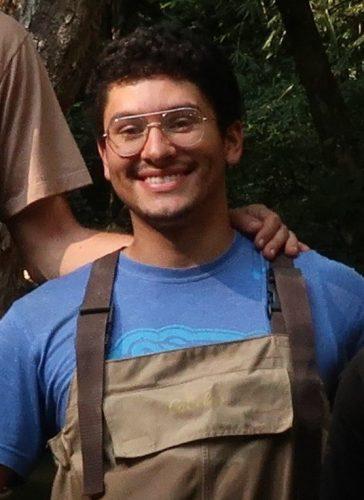 A photo of Gabriel Somarriba