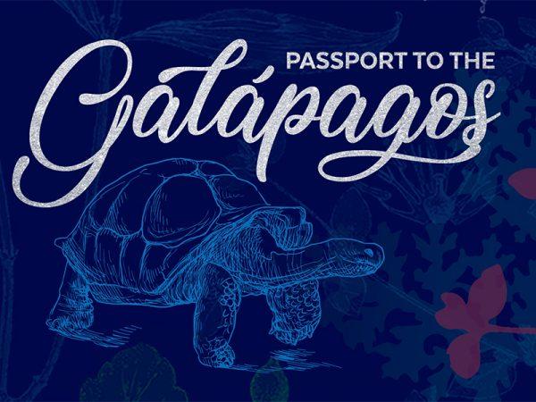 Passport to the Galápagos 2018