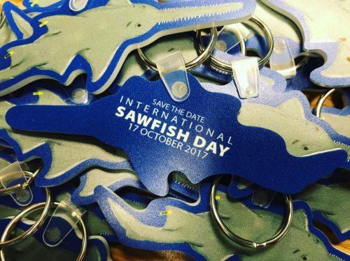 International Sawfish Day 2017 swag