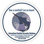 International Sawfish Encounter database logo