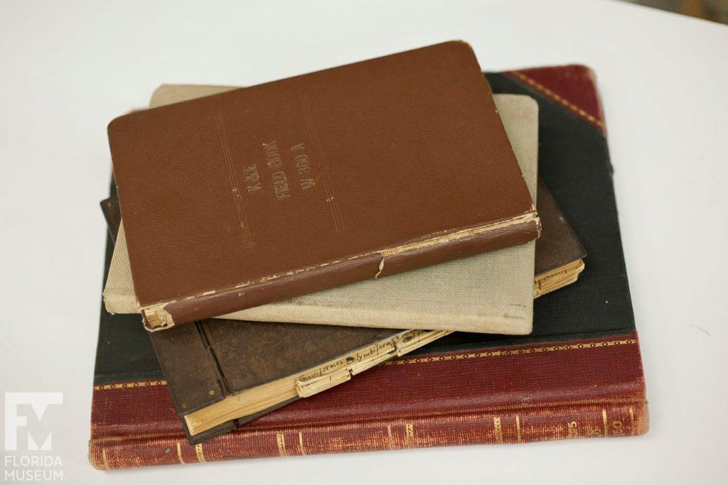 several old journals