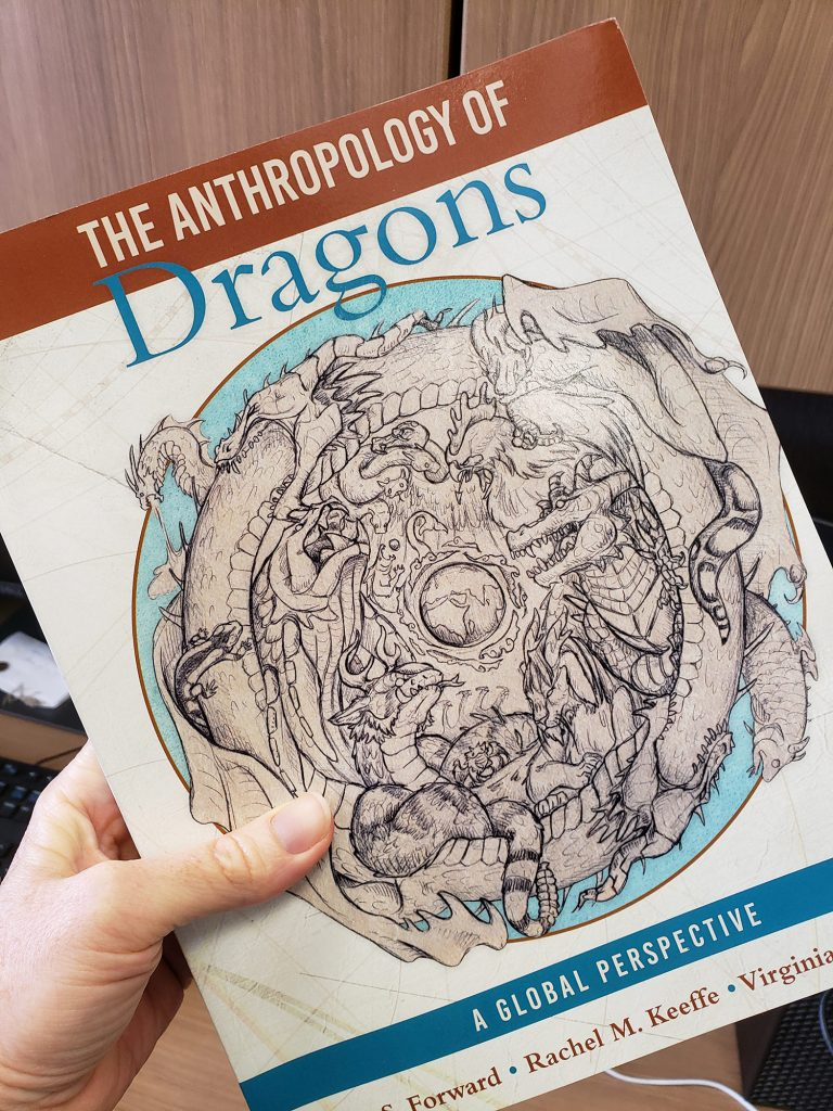 dragon book cover art