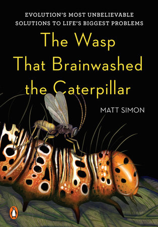 Cover of The Wasp That Brainwashed the Caterpillar