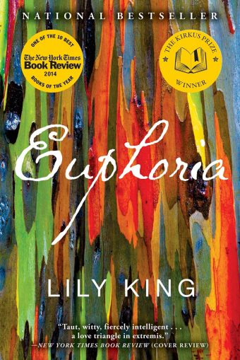 Cover of Euphoria by Lily King