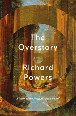 Cover of the Overstory by Richard Powers
