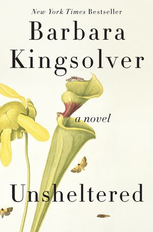 cover of Unsheltered by Barbara Kingsolver