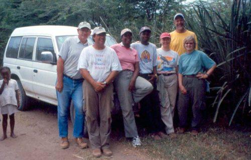 En Bas Saline Crew