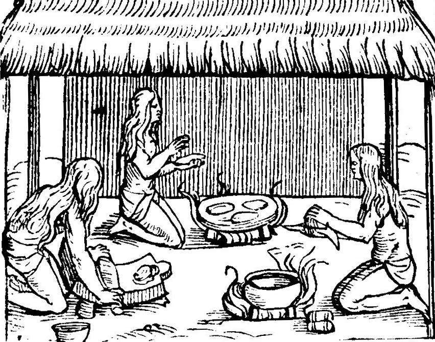 Taíno Society Historical Archaeology