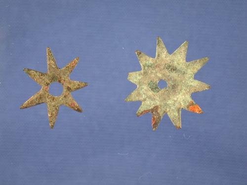 Copper-Alloy Star