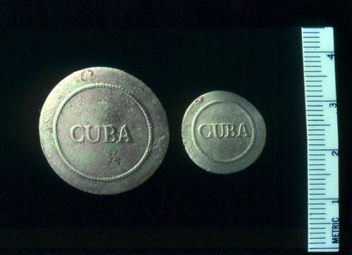 Cuba Buttons
