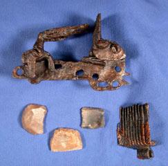 Miquelet locks and flints
