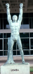 Statue of Lemba