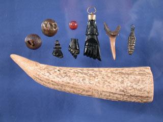 Children's amulets