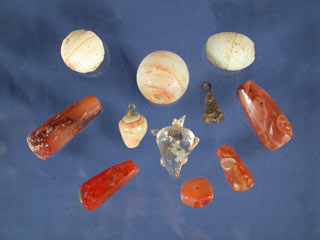 Women's amulets