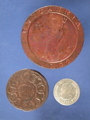 Coins and weights