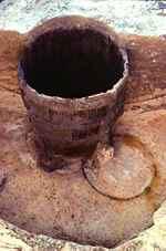 Spanish barrel well