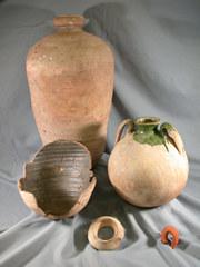 Spanish Olive Jars