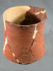 Spanish chamberpot or bacín