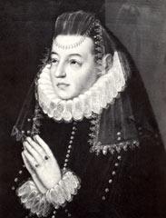 Portrait of a Lady by Baltazar de Echave Ibía
