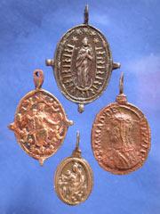 Religious medallions