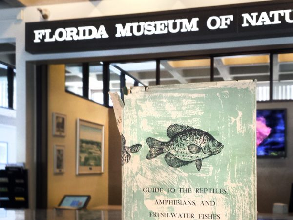 Guide to Reptiles, Amphibians and Fresh-water Fishes of Florida, by Archie Carr and Coleman Goin. University of Florida Press, 1955