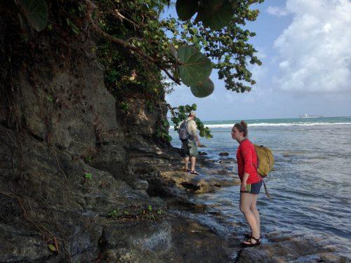 Gussie Maccracken in Panama. Photo by Pedro Monarrez.