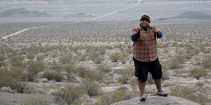 Pedro Monarrez, PCP PIRE intern Fall 2012-Spring 2013. © Photo by Sean Keffer.