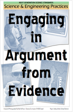 Engaging in Argument from Evidence poster