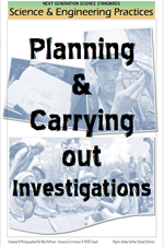 Planning & Carrying Out Investigations poster