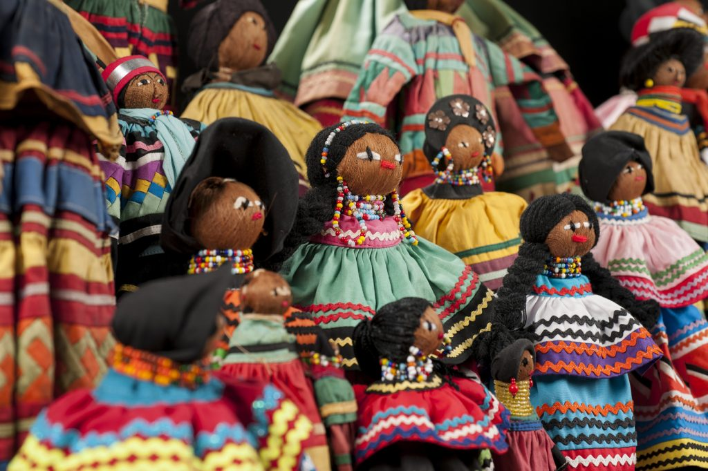 Seminole dolls in South Florida exhibit