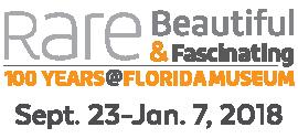 Rare, Beautiful & Fascinating exhibit logo