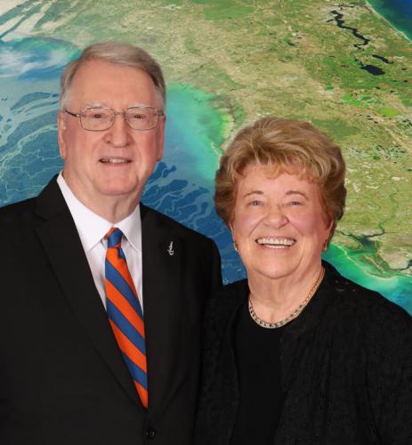 Jon and Beverly Thompson