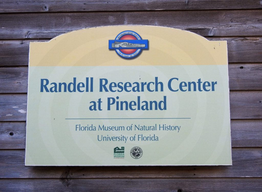The Randell Research Center hosted the Moonshot kickoff event. Thank you to their staff for being such incredible hosts!