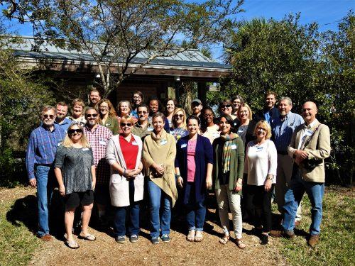 Moonshot Kickoff Retreat Group Photo