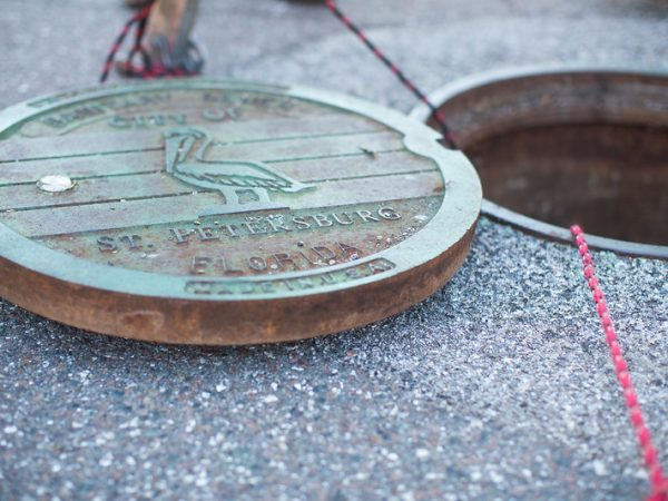 St. Petersburg Sewer