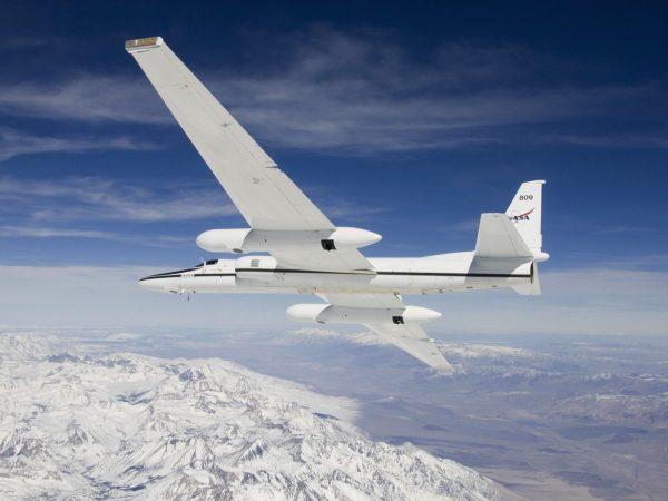 NASA's ER-2 Plane